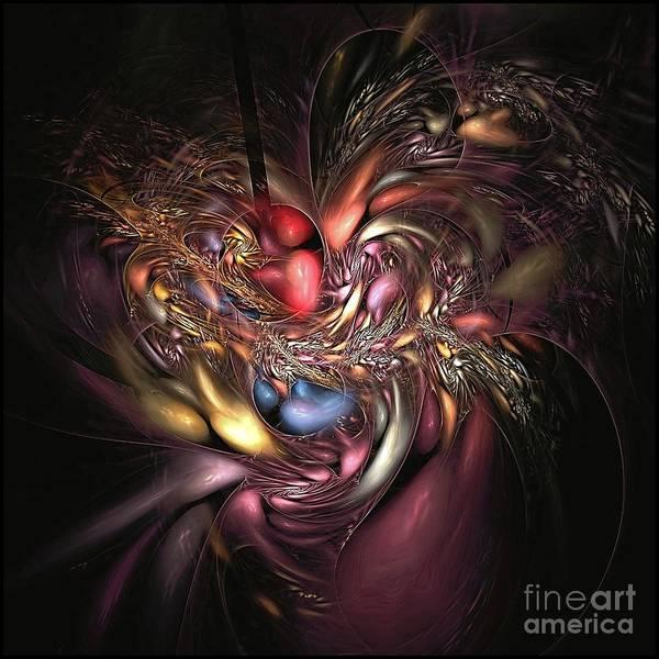 Digital Art - Golddigger by Doug Morgan
