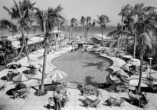 Wall Art - Photograph - Golden Era Of Miami Beach 1941 by Daniel Hagerman
