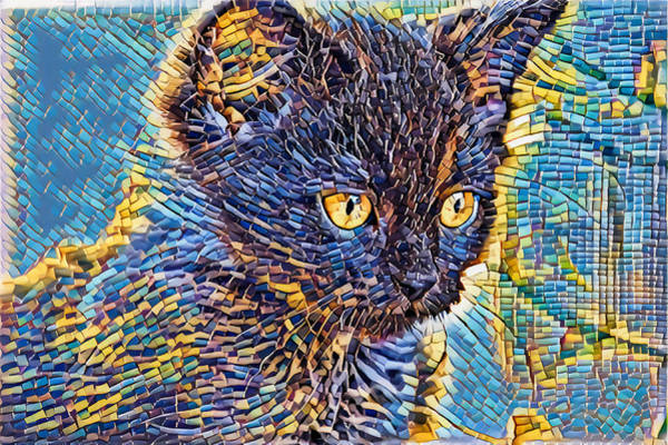 Digital Art - Golden Eyes by Don Northup