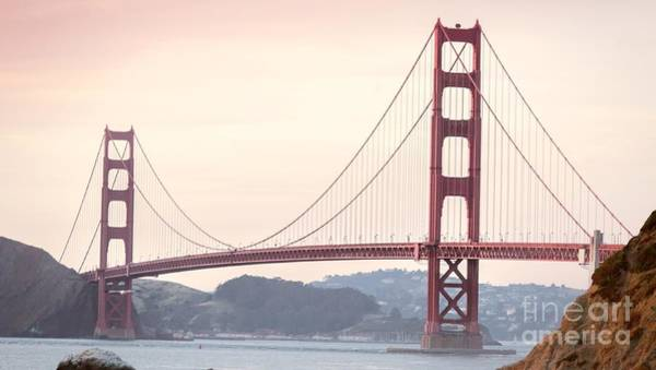 Digital Art - Golden Gate Bridge 1 by Michael Graham
