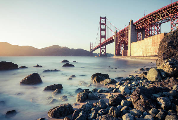 Photograph - Golden Gate Bridge by Nicole Young