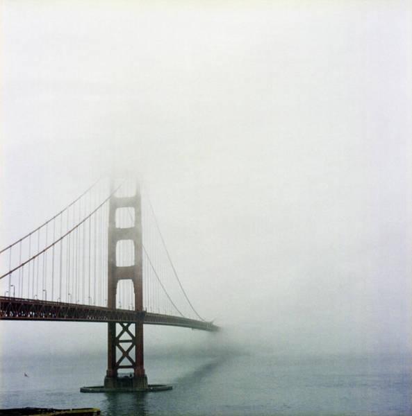 Wall Art - Photograph - Golden Gate Bridge, San Francisco by Tuan Tran