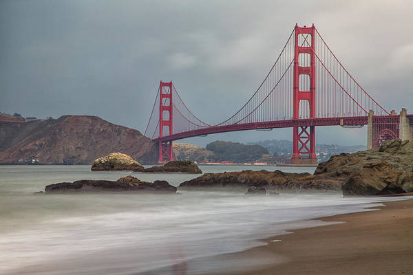 Surf City Usa Photograph - Golden Gate by Jan Maguire Photography