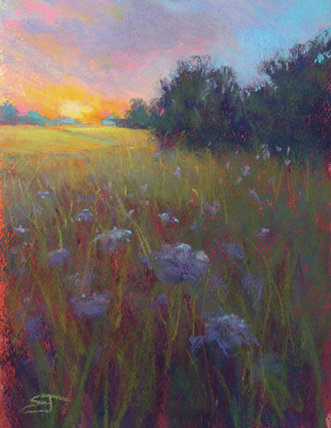 Painting - Golden Hour by Susan Jenkins