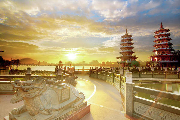 Taiwanese Wall Art - Photograph - Golden Paradise by Photographs By Wen