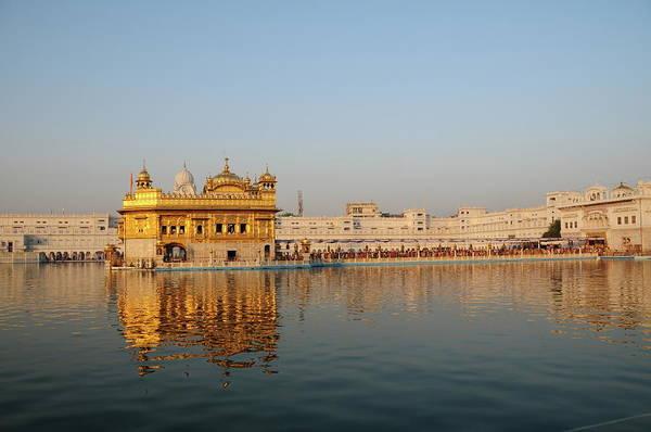 Pilgrimage Wall Art - Photograph - Golden Temple,amritsar,punjab,india by Alan lagadu