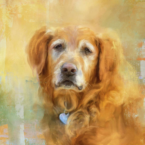 Painting - Golden Years by Jai Johnson