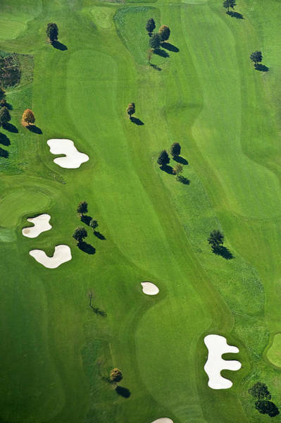 Photograph - Golf Course by Daniel Reiter