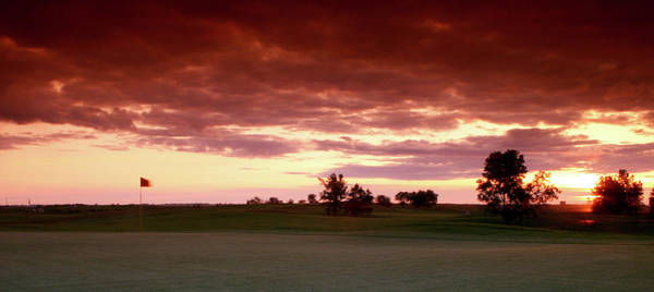 Golf Course Photograph - Golf Course Panorama by Imaginegolf