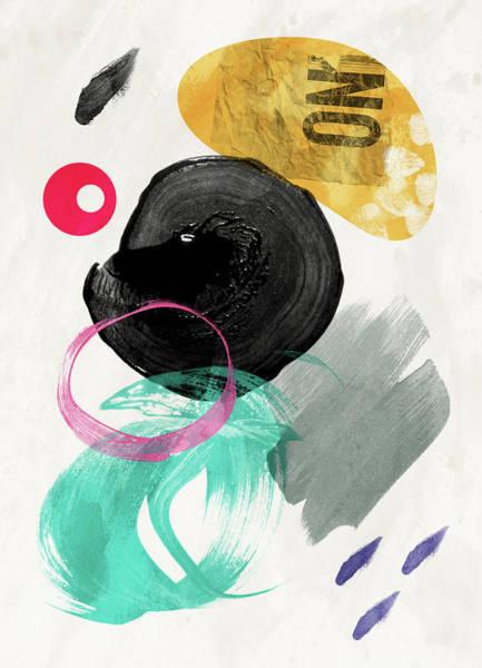 Wall Art - Pyrography - Good Abstract  by Mark Ashkenazi