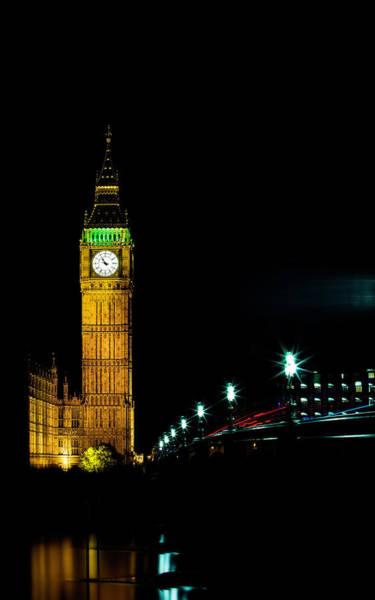 Wall Art - Photograph - Good Evening Big Ben by Kamil Swiatek