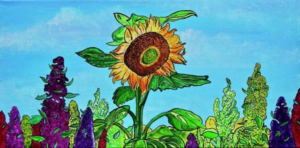 Painting - Good Morning Sunshine by Sonja Jones