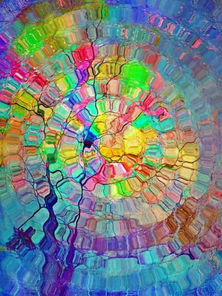 Digital Art - Good Vibrations by Tara Turner