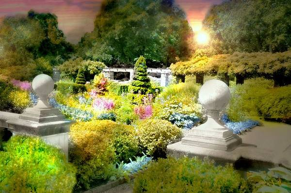 Wall Art - Photograph - Goodbody Gardens by Diana Angstadt