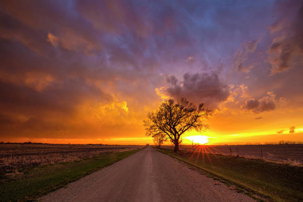 Wall Art - Photograph - Goodbye Says It All  by Aaron J Groen