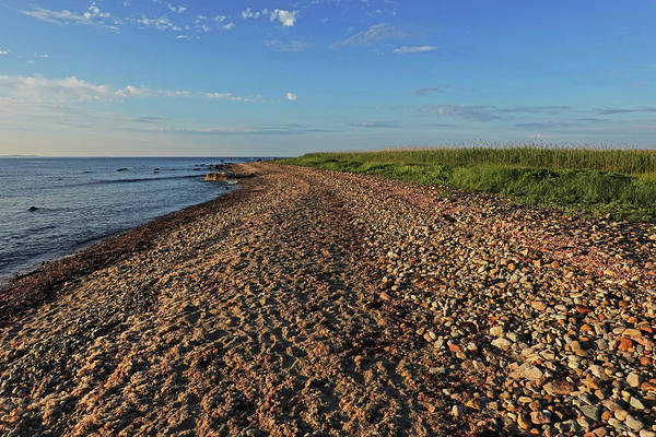 Photograph - Gooseberry Island Rocky Beach Westport Ma by Toby McGuire