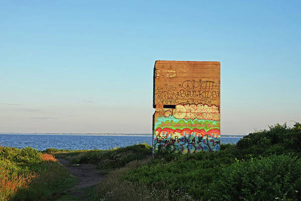 Photograph - Gooseberry Island Small Tower Westport Ma by Toby McGuire