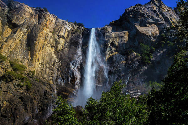 Wall Art - Photograph - Gorgeous Bridalveil Fall by Garry Gay