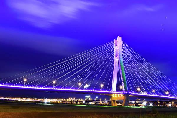 Wall Art - Photograph - Gorgeous Bridge by Taiwan Nans0410