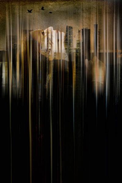 City Scape Digital Art - Gotham by Tim Palmer