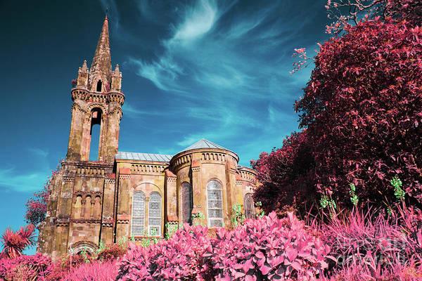 Wall Art - Photograph - Gothic Style Chapel by Gaspar Avila