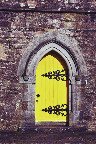 Wall Art - Photograph - Gothic Yellow by Emily Stauring