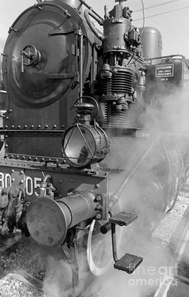 Wall Art - Photograph - Gr 880 Steaming Up by Riccardo Mottola