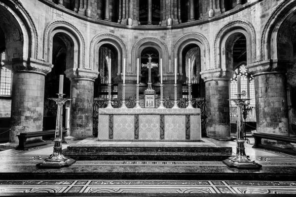 Wall Art - Photograph - Grace - Church Of St Bartholomew The Great #2 by Stephen Stookey