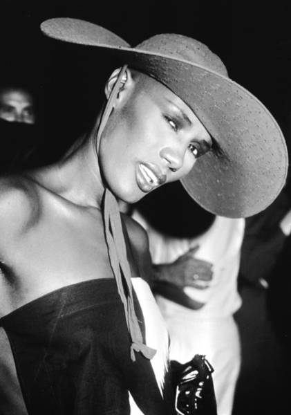 Released Photograph - Grace Jones by Keystone Features