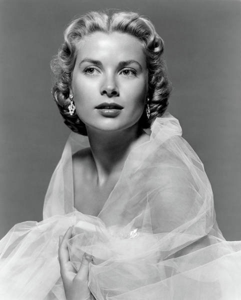 Photograph - Grace Kelly by Api