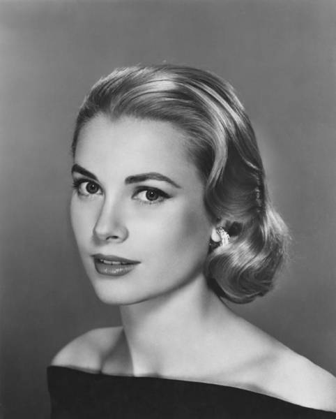 Photograph - Grace Kelly by Pictorial Parade