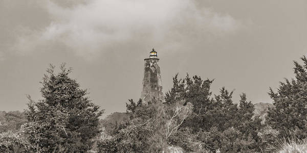 Wall Art - Photograph - Graceful Evening Bald Head Island Lighthouse by Betsy Knapp