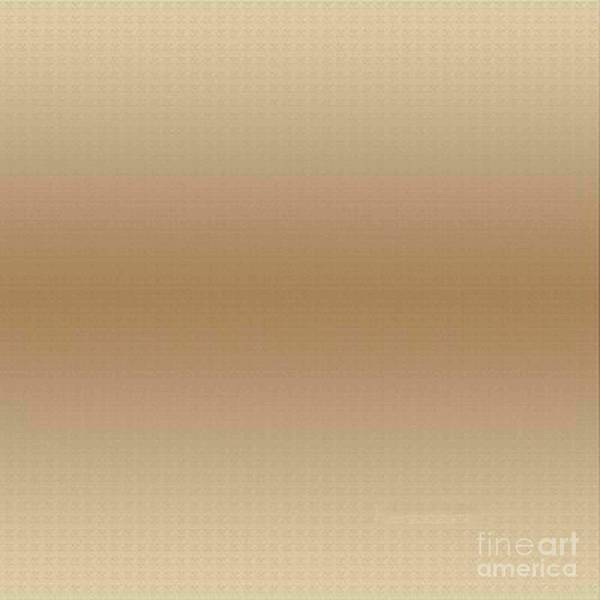 Digital Art - Gradient G16 Light Brown by Monica C Stovall