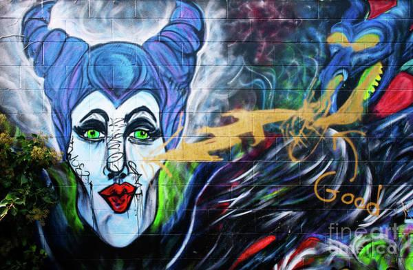 Wall Art - Photograph - Graffiti Art 17 by Bob Christopher