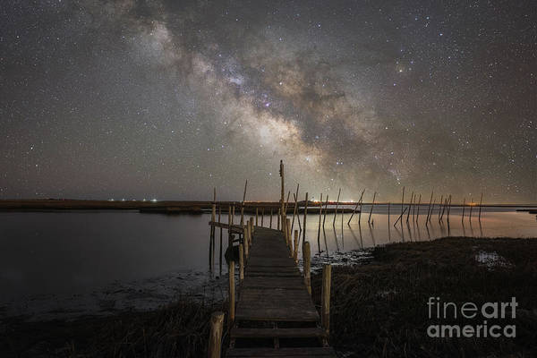 Photograph - Grand Bay Milky Way  by Michael Ver Sprill