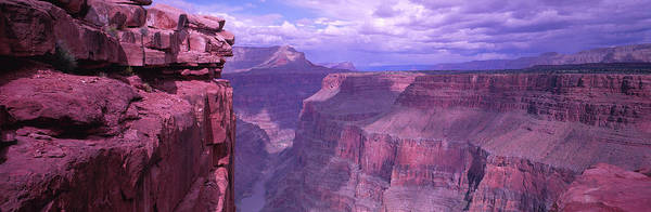 Chasm Photograph - Grand Canyon, Arizona, Usa by Panoramic Images
