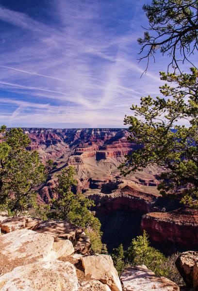 Bernadette Photograph - Grand Canyon by Bernadette Van der Vliet