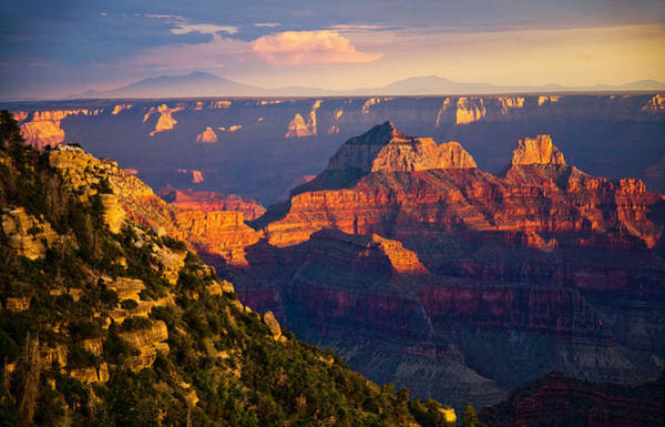 North Rim Photograph - Grand Canyon From North Rim by David Epperson