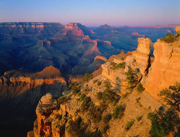 North Rim Photograph - Grand Canyon National Park by Ron thomas