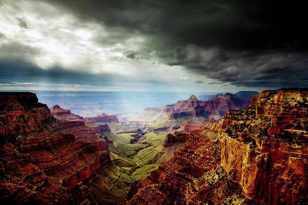North Rim Photograph - Grand Canyon, North Rim by David Pinzer Photography