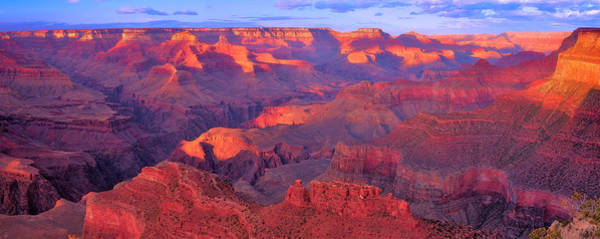 Photograph - Grand Canyon Overlook by Giovanni Allievi