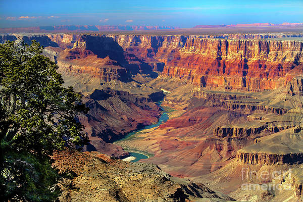 Plateau Wall Art - Photograph - Grand Canyon Sunset by Robert Bales
