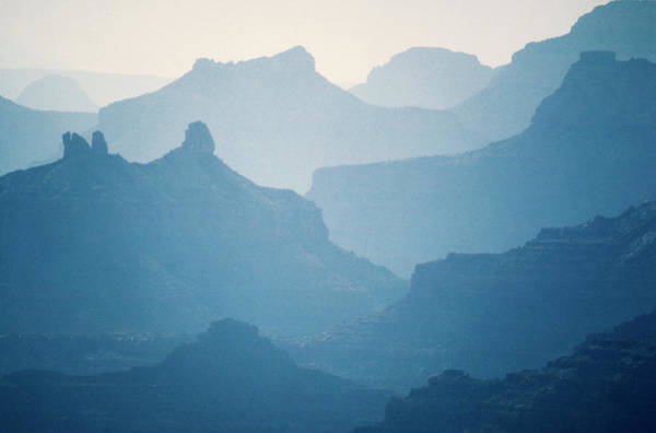 North Rim Photograph - Grand Canyon by Tom Knibbs