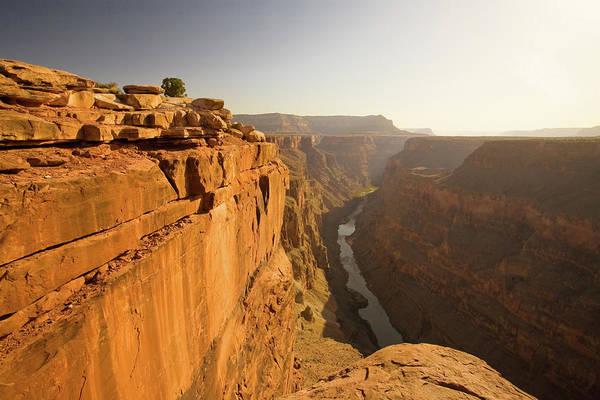 North Rim Photograph - Grand Canyon - Toroweap Point by Nicks