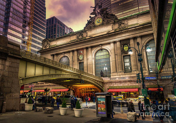 Wall Art - Photograph - Grand Central Terminal by Marvin Spates