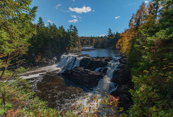 Photograph - Grand Falls by Rick Hartigan