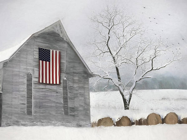 Wall Art - Photograph - Grand Old Flag by Lori Deiter