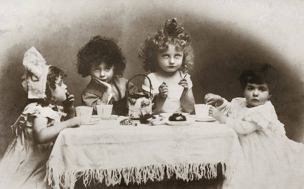 Photograph - Grand Tea Party by Marilyn Hunt