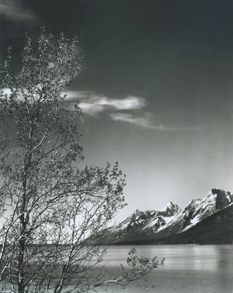 Wall Art - Photograph - Grand Teton by Archive Photos