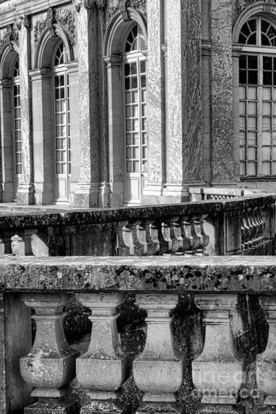 Wall Art - Photograph - Grand Trianon by Olivier Le Queinec